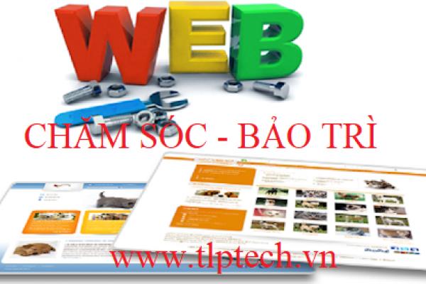 Tại sao cần phải chăm sóc, bảo trì và nâng cấp website.