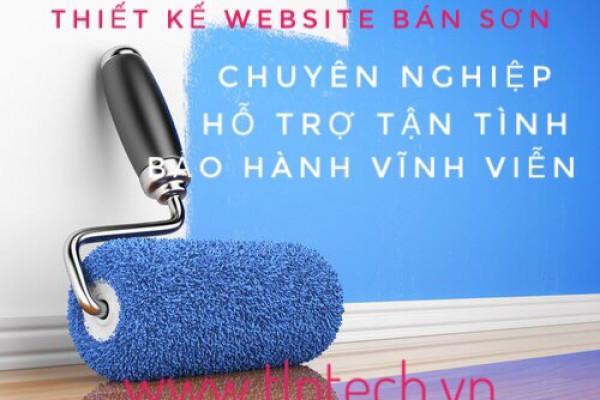 Top Trang web bán sơn uy tín và chất lượng tại TP.Hồ Chí Minh.