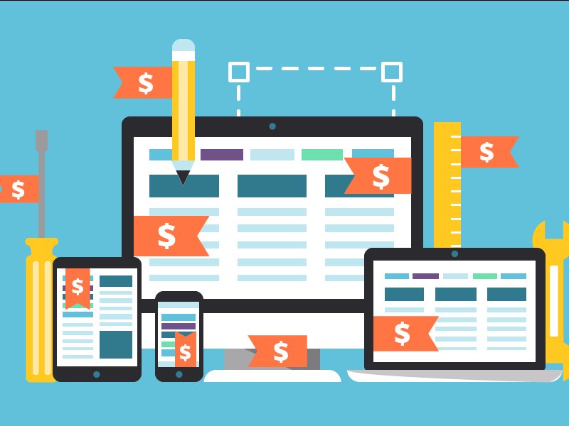 Chi phí bao nhiêu cho một thiết kế website?