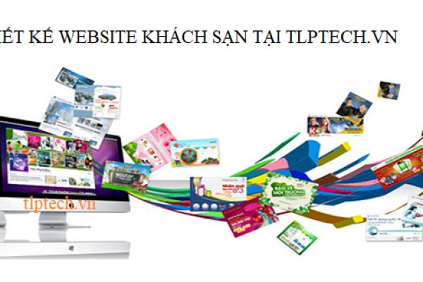 Thiết kế website khách sạn tại TP.Hồ Chí Minh.