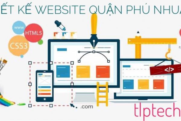 Thiết kế website tại Phú Nhuận