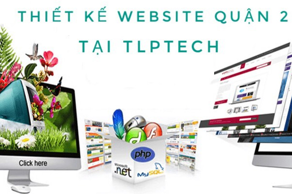 Thiết kế website tại Quận 2