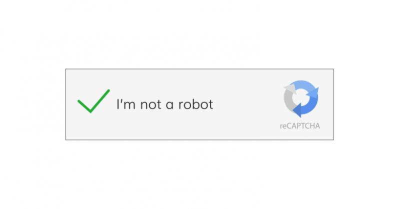 Bảo mật web với google reCAPTCHA