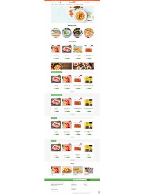 Web4 - Siêu thị thực phẩm